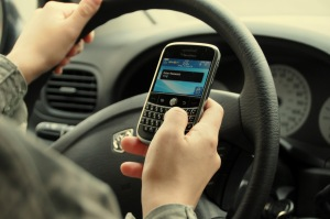 driver-texting